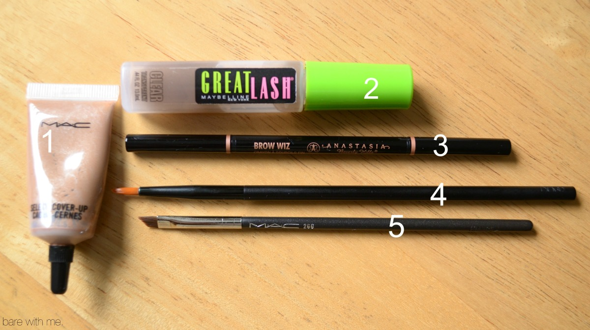 eyebrow tools