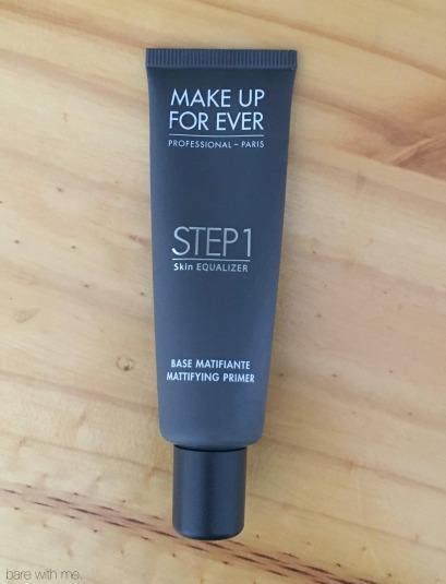 make up for ever primer