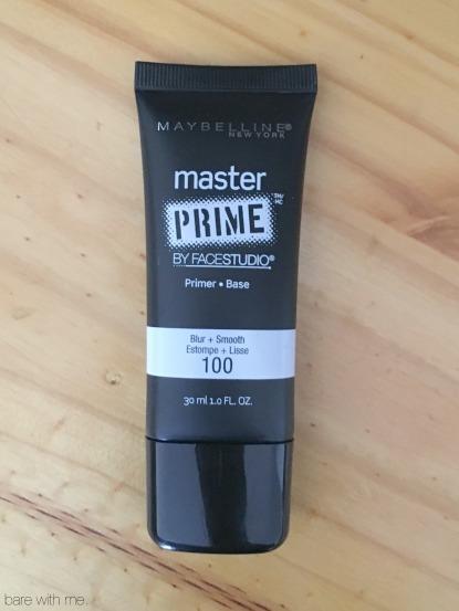 maybelline primer